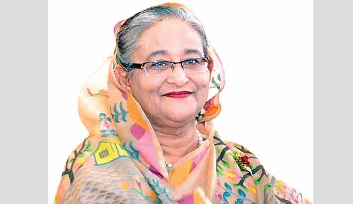 'Hasina doing miracle in building Sonar Bangla'