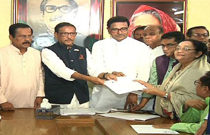 Alliance partners to get 55-60 seats, final list Saturday: Quader