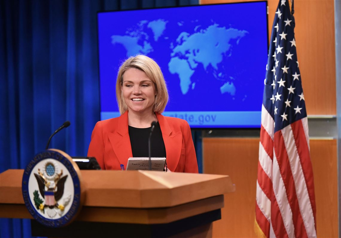Trump to pick Heather Nauert as UN envoy