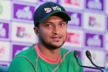 Vote for development: Shakib