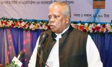 Bangladesh role model of socio-economic development: Amu
