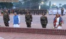 President, PM pay tribute to martyrs on Victory Day