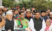 BNP-Jamaat tries to make country like Pakistan: Quader