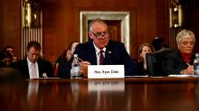 As Zinke departs, Trump says he will name new interior secretary next week