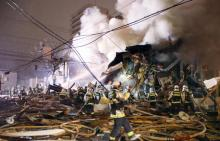 Powerful blast injures 42 in Japan