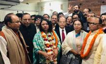 Saiful-Farida panel sweeps Jatiya Press Club polls