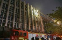 8 dead in Mumbai hospital fire