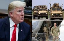 Trump declares victory over IS in Syria, orders US troops home