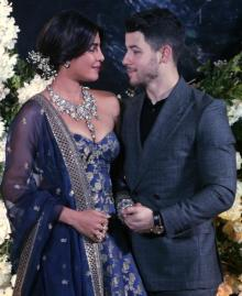 Bollywood superstars attend Priyanka-Nick wedding reception