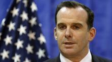US envoy in fight against Islamic State quits after Syria pullout