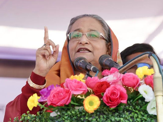 People's lot changes when AL remains in power: PM