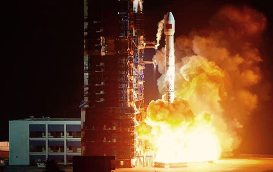 China launches experimental satellite for broadband communication