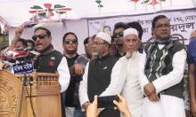 Quader hopes AL to get two-third seats in election