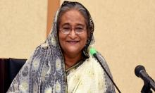 Sheikh Hasina to join polls campaign thru' video conference today