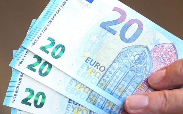 Euro turns 20