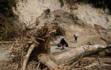 41 missing after fatal landslides in western Indonesia