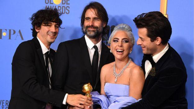 British stars enjoy Golden Globes glory