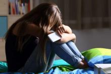 Teenage girls suffer from depression due to social media