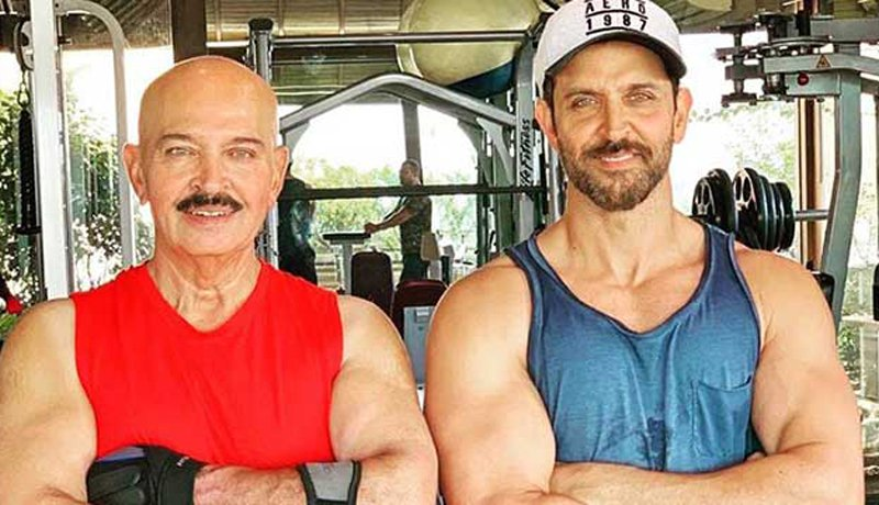 Rakesh Roshan diagnosed with early stage cancer, reveals Hrithik Roshan