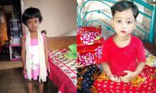 2 held over killing two children at Demra