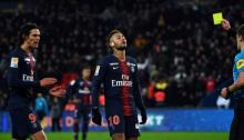 PSG stunned in League Cup quarters by struggling Guingamp