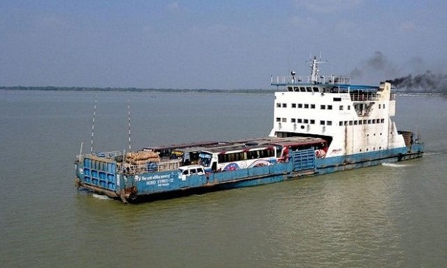 Ferry services in 2 routes resume after disruption