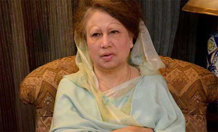 Khaleda Zia produced before court in Niko graft case