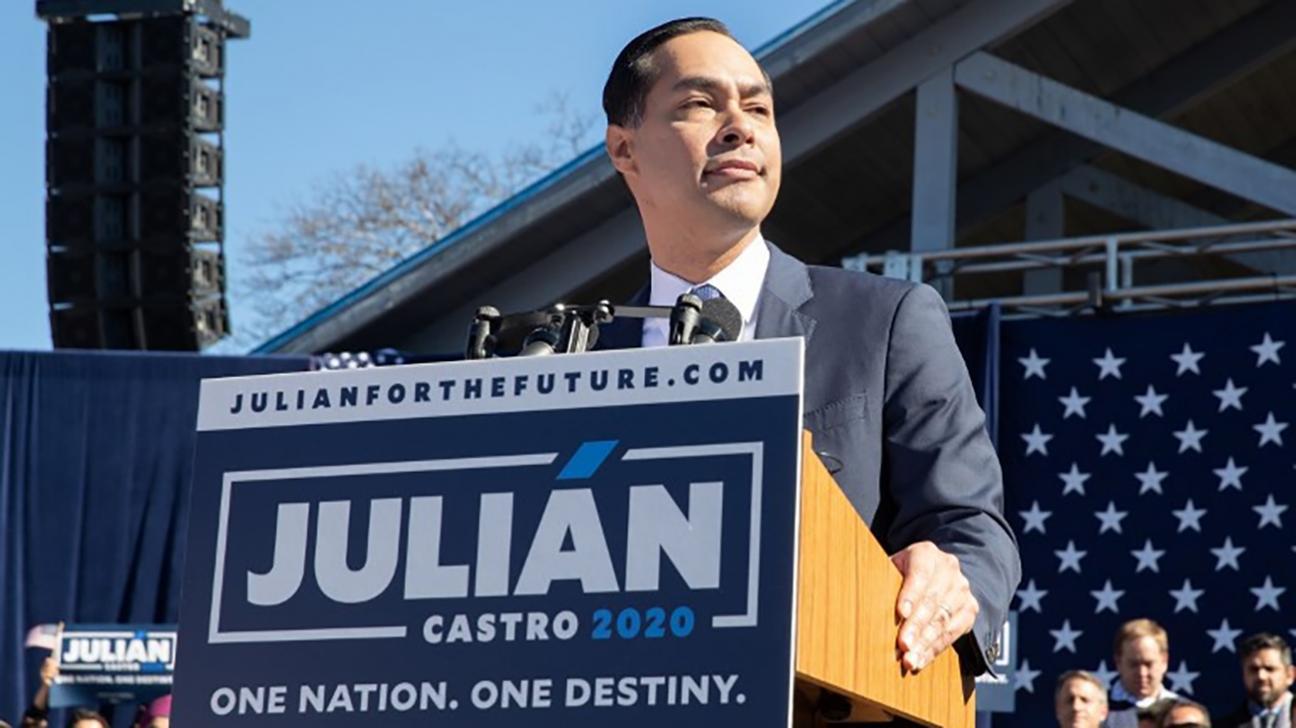 Obama protege Julian Castro joins 2020 presidential race