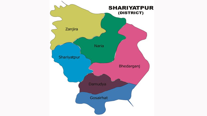 2 'robbers' killed in Shariatpur 'gunfight'