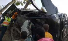 5 killed in B'baria microbus crash