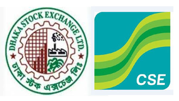Stocks witness downward trend on both bourses