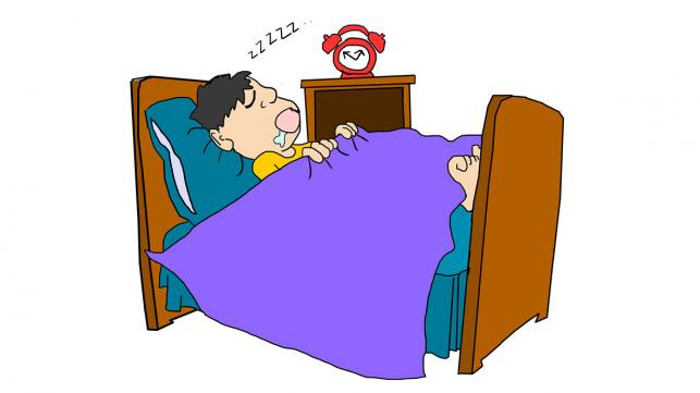 Too much or too less sleep bad for heart
