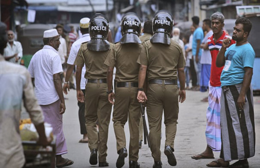 15 dead as Sri Lanka forces raid jihadist hideout