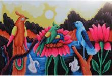 Exhibition 'Tarunno' by Nobo Kumar Bhadra kicks off in capital