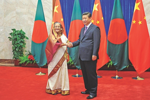 One Belt and One Road initiative: Development partnership and cooperation