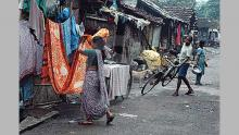 Slum dwellers' dream