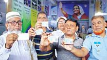 Income Tax ID Card:  New initiative draws enthusiasm