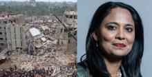 Labour MP Rushanara Ali: 'Rana Plaza was a man-made disaster'