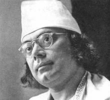 Kazi Nazrul Islam's 119th birth anniversary being observed