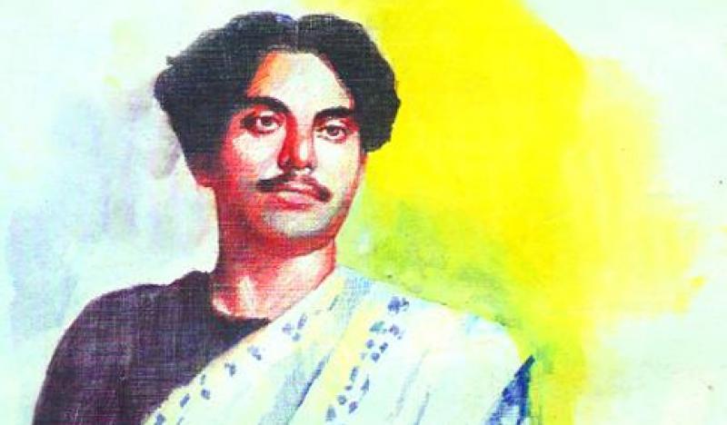 Kazi Nazrul Islam's 42nd death anniversary today
