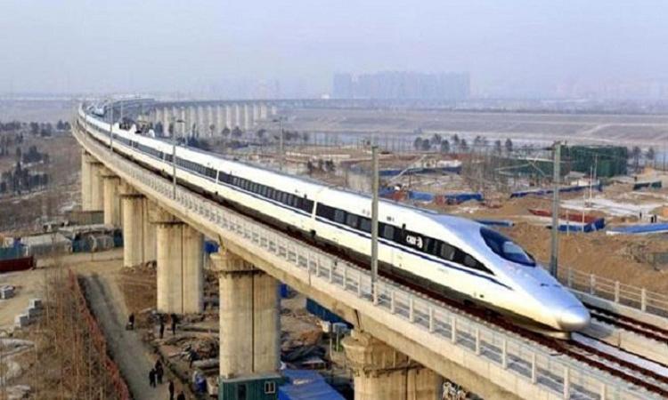 China Plans Bullet Train To Kolkata Via Bangladesh