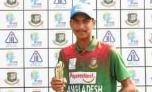 Bangladesh beat Hong Kong by 5-wicket in U-19 Asia Cup