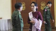 Australia hits 5 Myanmar generals with sanctions