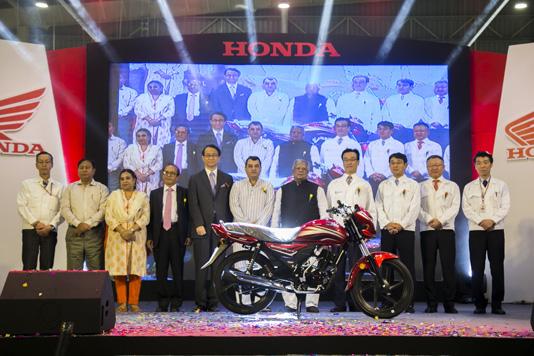 Honda starts its manufacturing in Bangladesh