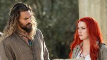 Momoa, Heard take to seas in 'Aquaman'