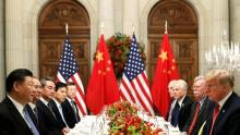 US, China agree to halt new trade tariffs