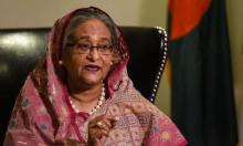 Bangladesh aims for 10% annual growth: Hasina