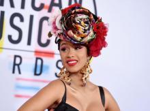 Cardi B, Pharrell, Kanye draw crowds in Miami