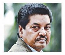 Film director Amjad Hossain laid in Jamalpur