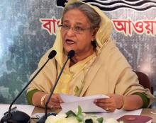 I feel proud of being Bangabandhu's daughter: PM on last working day